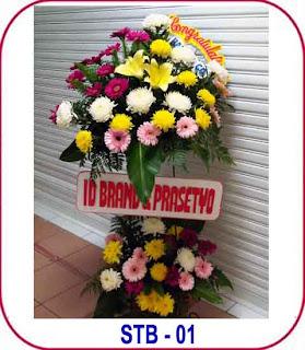 Bunga Standing,Standing Flower
