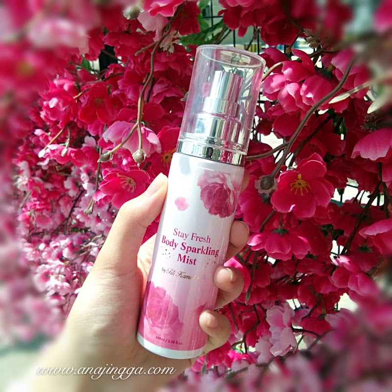 Bestnyaa Althea STAY FRESH BODY SPARKLING MIST