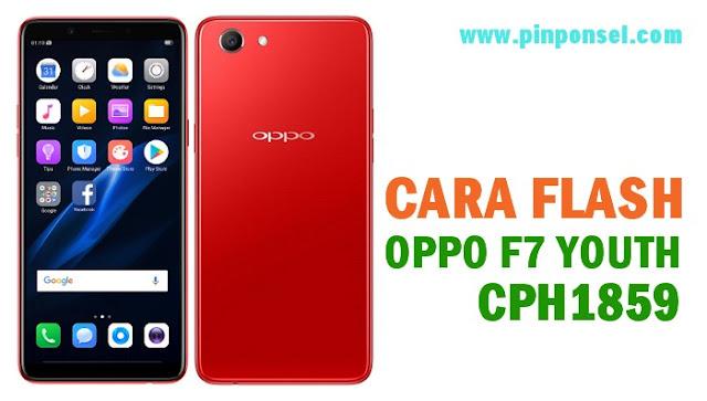 berikut ini adalah tutorial cara flash oppo f7 youth cph1859 tanpa pc melalui sd card untuk memperbaiki kerusakan software,lupa pola dan bootloop
