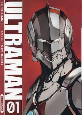 Ultraman Tome 1 Kurokawa