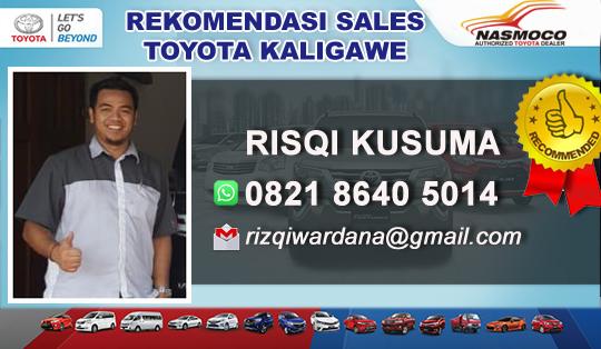 Rekomendasi Sales Toyota Kaligawe Jawa Tengah
