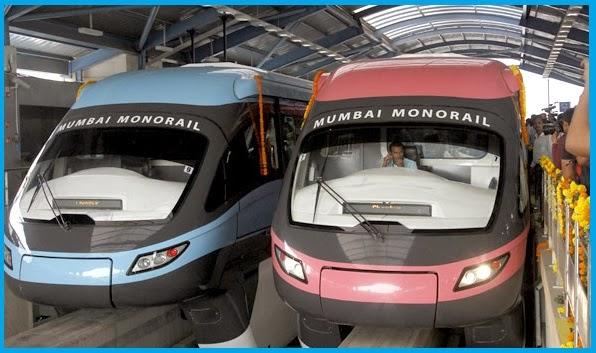 Mumbai Monorail Ready to Run
