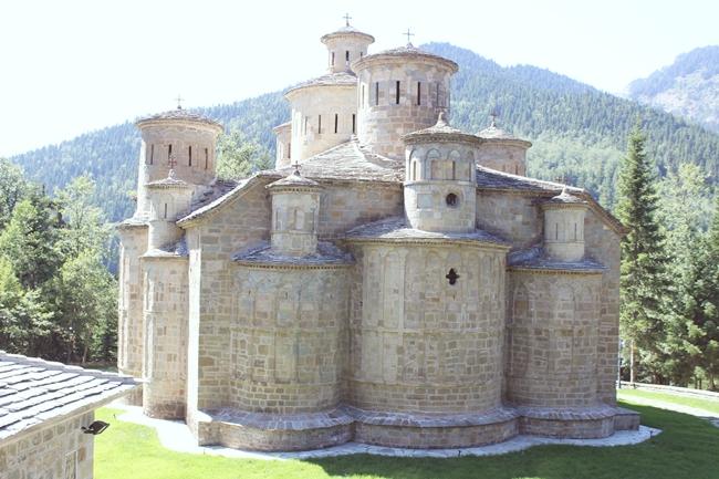 Crkva Svetog Krsta u Grckoj