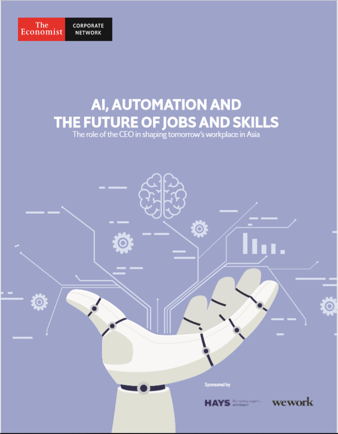 k3entertainment: The Economist (Corporate Network) – AI, Automation