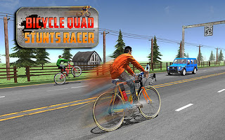 Bicycle Quad Stunts Racer V1.0 MOD Apk Full Version
