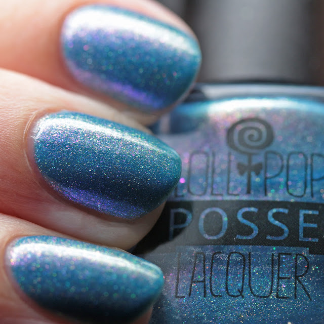 Lollipop Posse Lacquer Gone for Miles Now