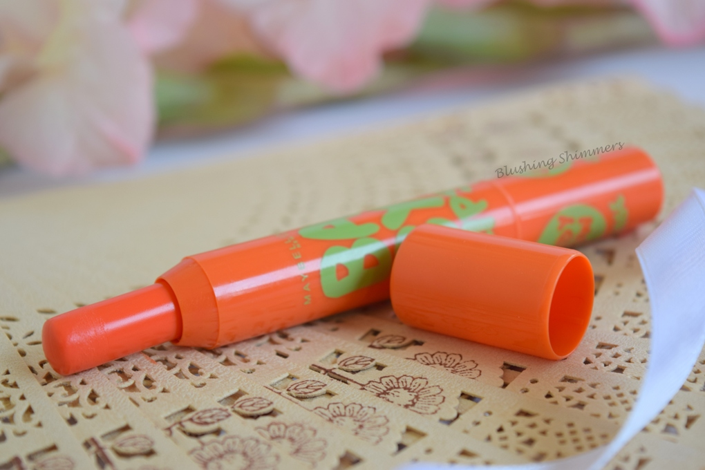 Maybelline Baby Lips Candy Wow - Orange
