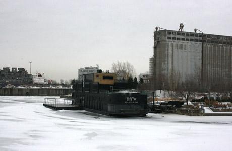 Bota Bota Spa, Montreal, Canadá