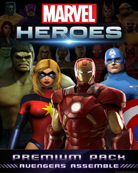Marvel Heroes Download Free PC