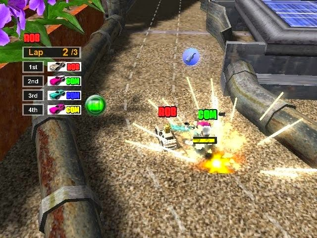 Micro Machines V4 Pc Game Free Download