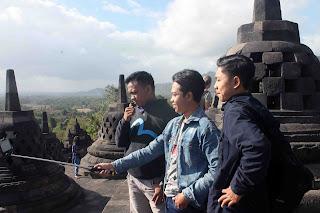 Candi Borobudur 14