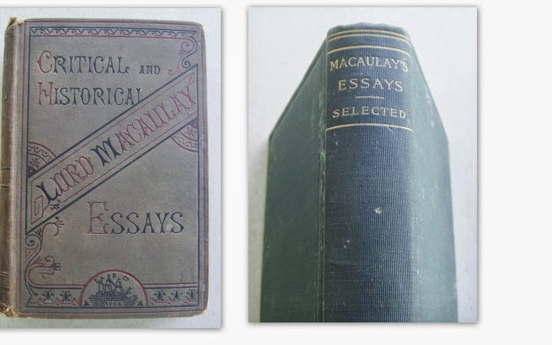 my sentimental library a virtual tour of my collection of essays ralph waldo emerson 1803 1882