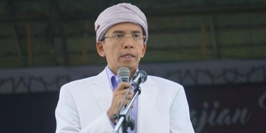 TGB: Jokowi Tak Pernah Cari Kekurangan Pemimpin Sebelumnya