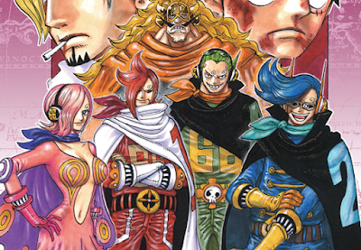 SBS One Piece Volume 84 Bahasa Indonesia