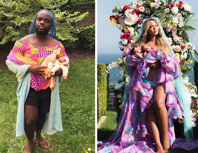 This Beyonce And Her Twins Inspired Photos Will Leave You Laughing