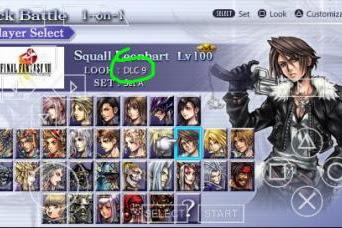Cara Install DLC di Emulator PPSSPP Dissidia PSP Android