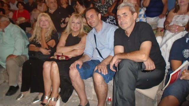 """Η Άννα Φόνσου σε θεατρική παράσταση στις """"Βραδιές Χιώτη"""" στο Ναύπλιο"""