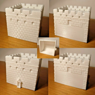 10mm Scale Ancient Great Wall of China picture 6