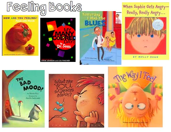 My Book About Feelings for Kids