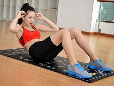 Tập cho vai ngực nở ra giúp thân hình cân đối hơn