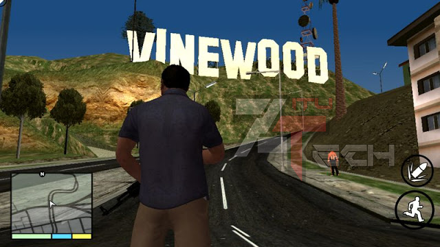 GTA V Android Mod For GTA SA Game Apk+Data (VISA 10)- [Latest]