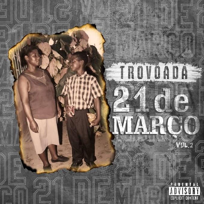 Trovoada - Steven Seagal (feat. Sam Wonder & Nikotina KF)