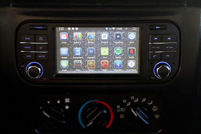 radio for Jeep