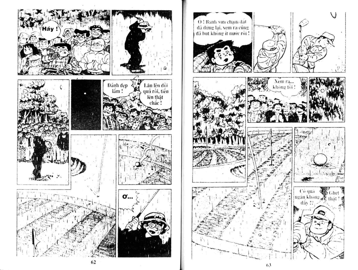 Ashita Tenki ni Naare chapter 9 trang 30