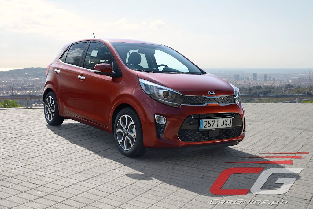 Kia Picanto Philippines 2017 >> Kia Philippines Launches All-New 2018 Picanto (w/ Specs) | Philippine Car News, Car Reviews ...