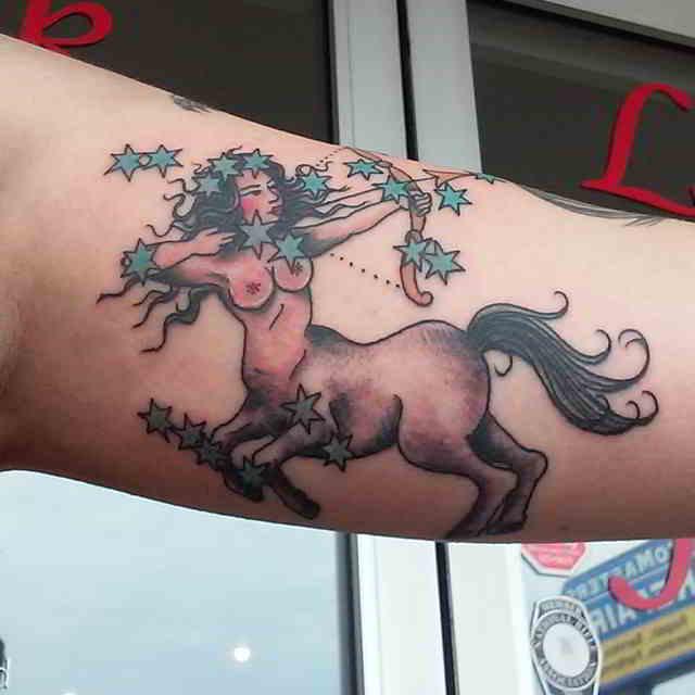 tatuajes de sagitario