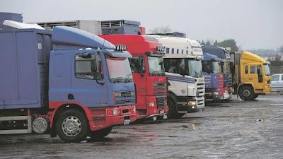 FG Bans Importation Of 10-Year Old Haulage Vehicles