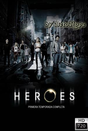 Heroes Temporada 1 [2006-2007] [720p] [Latino-Ingles] [Google Drive] GloboTV