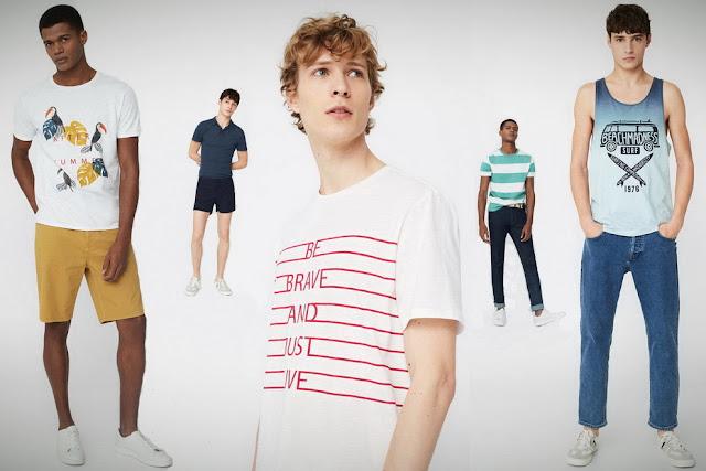 Новая коллекция мужской одежды Mango 2017 летнего сезона основана на союзе  качественного продукта и оригинальности дизайна. Насколько она удачна 83ef67a548d79
