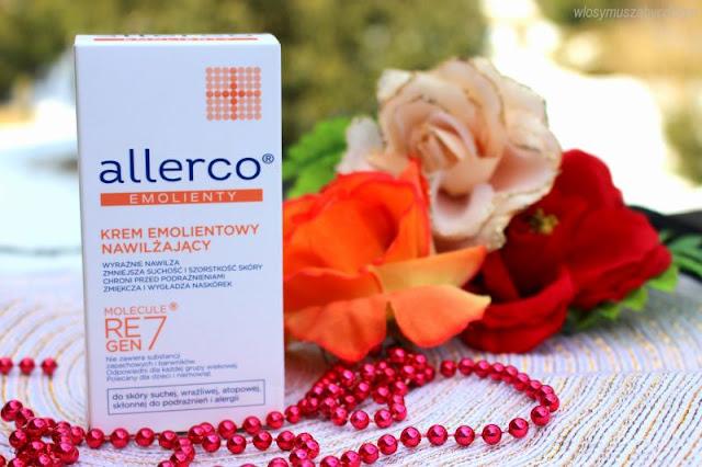 Allerco – Krem emolientowy nawilżający, skóra podrażniona i skłonna do alergii