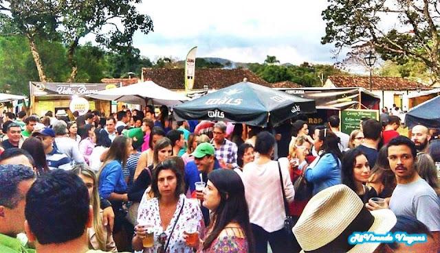 Festival de Cervaja Artesanal de Tiradentes