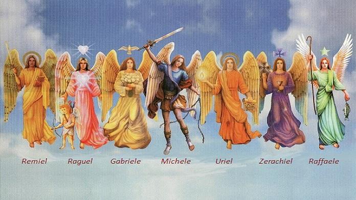 Gli Arcangeli sono sette