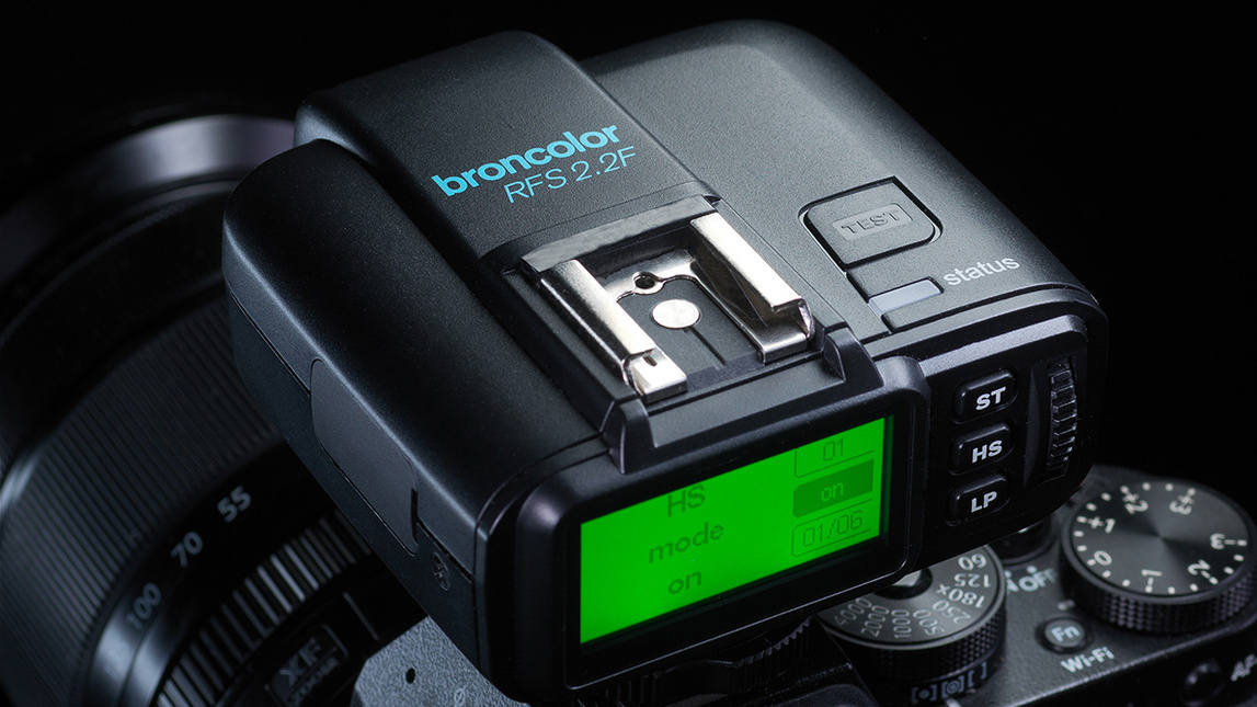 Синхронизатор Broncolor RFS 2.2 F для камер Fujifilm