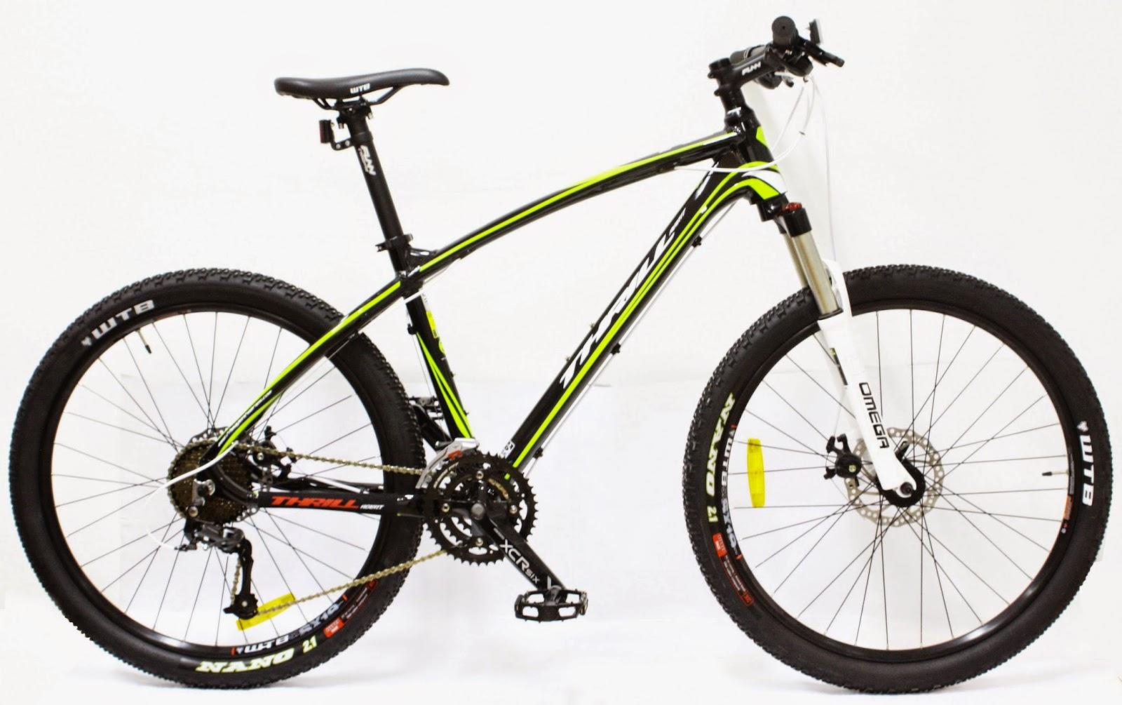 Sepeda Gunung Mtb Harga 4 Jutaan
