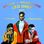 Mr Eazi - Leg Over (feat. French Montana & Ty Dolla $ign) [Remix] - Single Cover
