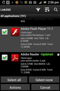 Cara Cepat Memindah Aplikasi Android dari Internal Memori ke SD Card