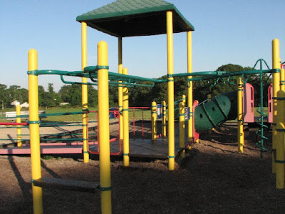 Baker School Play Area