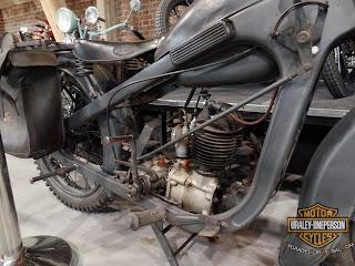 NSU 501 OSL 1938 года выпуска