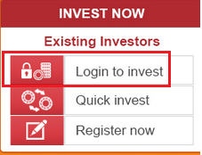 ICICI Prudential MF-Login Page