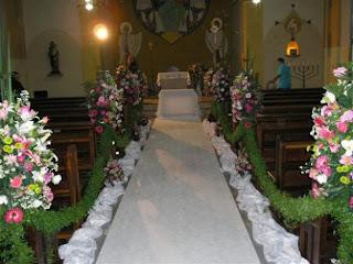 Decoração de casamento - Fotos