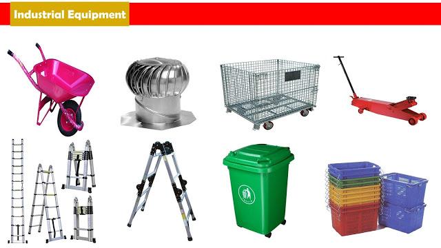 jual industrial equipment murah