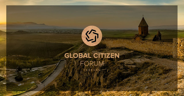 Global Citizen Forum 2019 se celebrará en Ereván