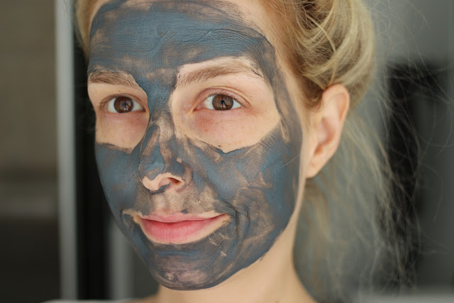 Ici Paris XL PURE Active Charcoal Purifying Mask