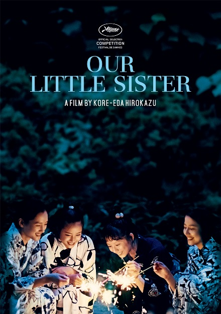 Sinopsis Our Little Sister / Umimachi Diary (2015) - Film Jepang