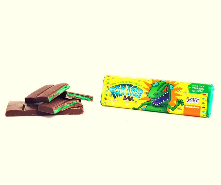 NickALive!: Reptar Bars Are Real And You Can Buy Them Now