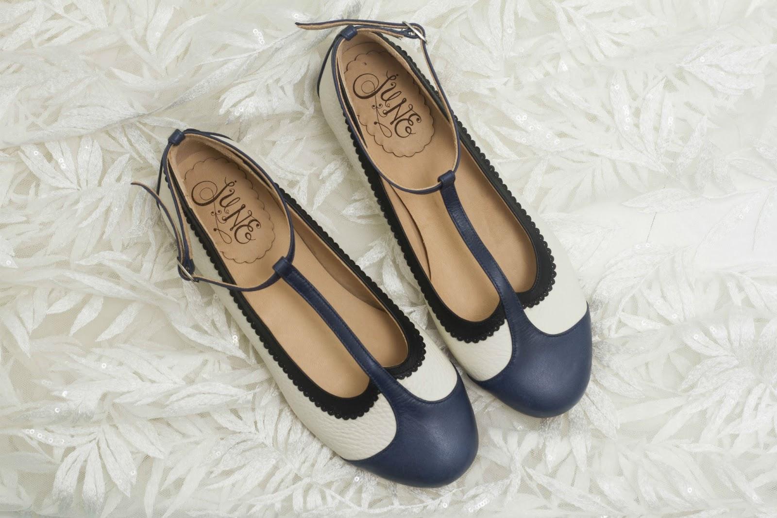 5e2146819b Los zapatos de Quiero June en venta pop up en la tienda de Makinita de Coser